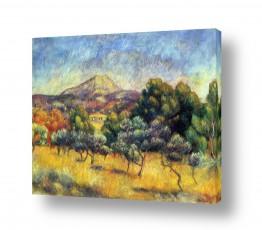 אמנים מפורסמים פייר רנואר | Renoir Pierre 015