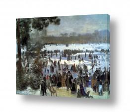אמנים מפורסמים פייר רנואר | Renoir Pierre 017