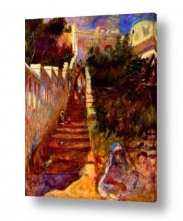 אמנים מפורסמים פייר רנואר | Renoir Pierre 019