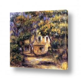 אמנים מפורסמים פייר רנואר | Renoir Pierre 020