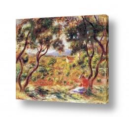 אמנים מפורסמים פייר רנואר | Renoir Pierre 021