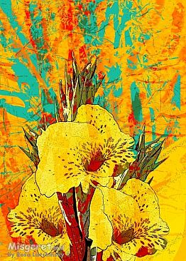 פרח צהוב
