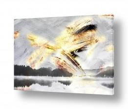 ציורים אמנות דיגיטלית | סערה 3