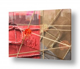 תמונות לסלון סלון בסגנון וינטג' | חבלים