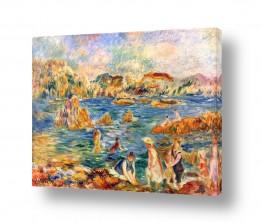 אמנים מפורסמים אלפרד סיסלי | Alfred Sisley 001