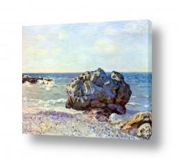 אמנים מפורסמים אלפרד סיסלי | Alfred Sisley 003