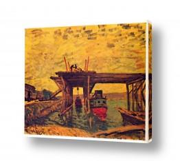 אמנים מפורסמים אלפרד סיסלי | Alfred Sisley 005