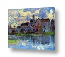 אמנים מפורסמים אלפרד סיסלי | Alfred Sisley 015