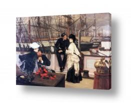 אמנים מפורסמים ג'יימס טיסו | James Tissot 032