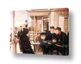 אמנים מפורסמים ג'יימס טיסו | James Tissot 034
