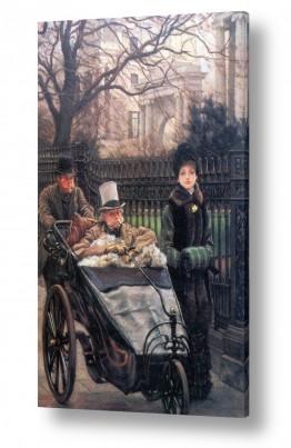 אמנים מפורסמים ג'יימס טיסו | James Tissot 035
