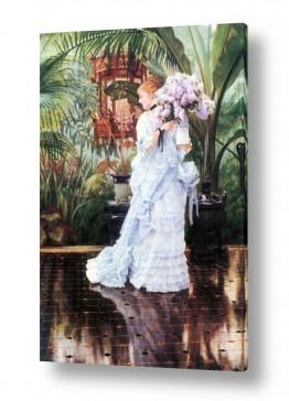 אמנים מפורסמים ג'יימס טיסו | James Tissot 036
