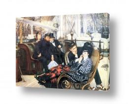 אמנים מפורסמים ג'יימס טיסו | James Tissot 041