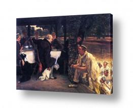 אמנים מפורסמים ג'יימס טיסו | James Tissot 044
