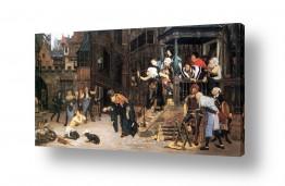 אמנים מפורסמים ג'יימס טיסו | James Tissot 046