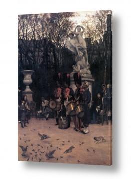 אמנים מפורסמים ג'יימס טיסו | James Tissot 045