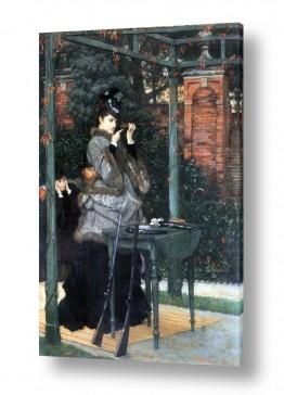 אמנים מפורסמים ג'יימס טיסו | James Tissot 048