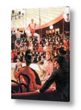 אמנים מפורסמים ג'יימס טיסו | James Tissot 049