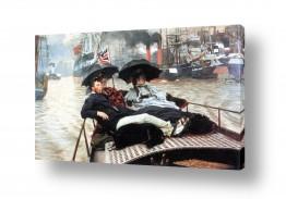 אמנים מפורסמים ג'יימס טיסו | James Tissot 050