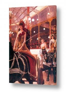 אמנים מפורסמים ג'יימס טיסו | James Tissot 052