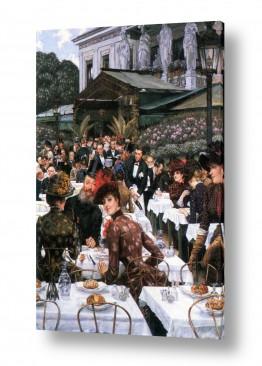 אמנים מפורסמים ג'יימס טיסו | James Tissot 053