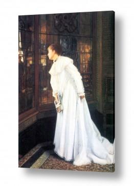 אמנים מפורסמים ג'יימס טיסו | James Tissot 056