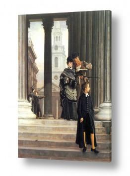 אמנים מפורסמים ג'יימס טיסו | James Tissot 057