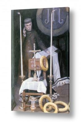 אמנים מפורסמים ג'יימס טיסו | James Tissot 058