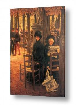 אמנים מפורסמים ג'יימס טיסו | James Tissot 059