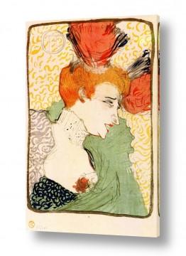 אמנים מפורסמים הנרי דה טולוז לוטרק | Henri de Toulouse 009