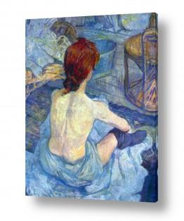 אמנים מפורסמים הנרי דה טולוז לוטרק | Henri de Toulouse 093