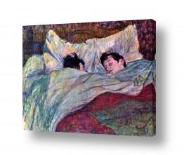 אמנים מפורסמים הנרי דה טולוז לוטרק | Henri de Toulouse 096