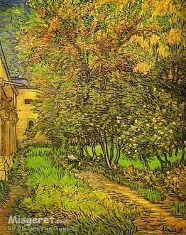 The Garden of Saint-Pa