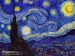 ליל כוכבים Starry nigh
