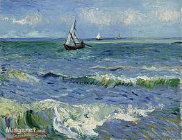 seascape at saintes
