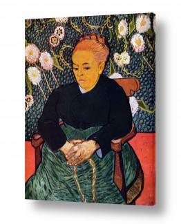 אמנים מפורסמים וינסנט ואן גוך   Van Gogh 069
