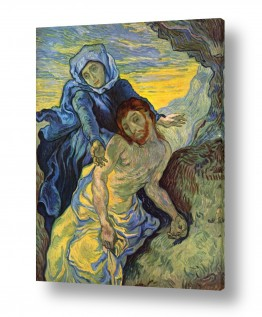 אמנים מפורסמים וינסנט ואן גוך   Van Gogh 070