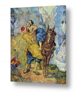 אמנים מפורסמים וינסנט ואן גוך   Van Gogh 071