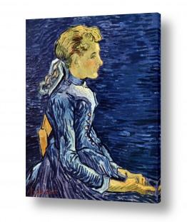 אמנים מפורסמים וינסנט ואן גוך   Van Gogh 072