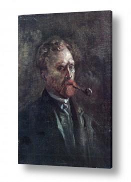 אמנים מפורסמים וינסנט ואן גוך   Van Gogh 074