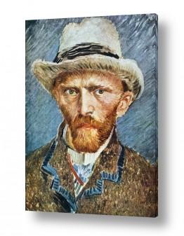 אמנים מפורסמים וינסנט ואן גוך   Van Gogh 077