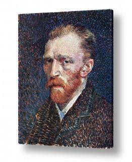 אמנים מפורסמים וינסנט ואן גוך   Van Gogh 079