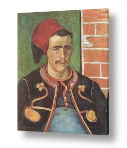 אמנים מפורסמים וינסנט ואן גוך   Van Gogh 081