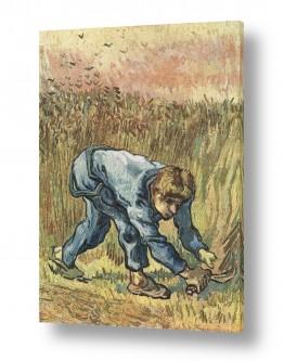 אמנים מפורסמים וינסנט ואן גוך   Van Gogh 083