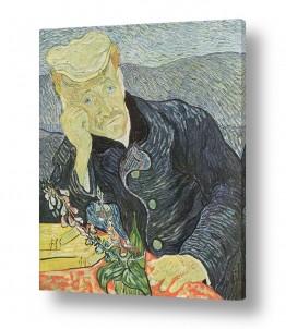 אמנים מפורסמים וינסנט ואן גוך   Van Gogh 084