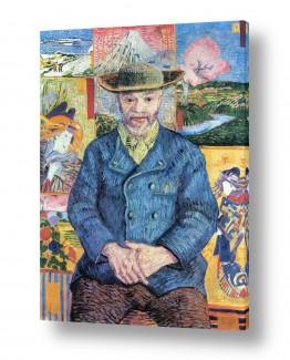 אמנים מפורסמים וינסנט ואן גוך   Van Gogh 086