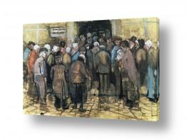 אמנים מפורסמים וינסנט ואן גוך   Van Gogh 088