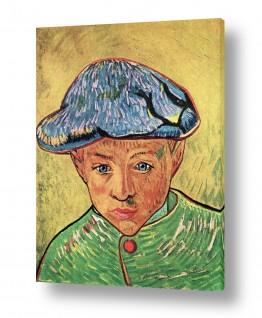 אמנים מפורסמים וינסנט ואן גוך   Van Gogh 090