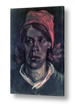 אמנים מפורסמים וינסנט ואן גוך   Van Gogh 091
