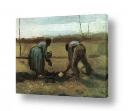 אמנים מפורסמים וינסנט ואן גוך   Van Gogh 092
